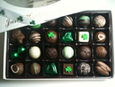St. Pat's Chocolate Assortment Box of 24