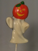 Pumpkin Head Ghost Pop